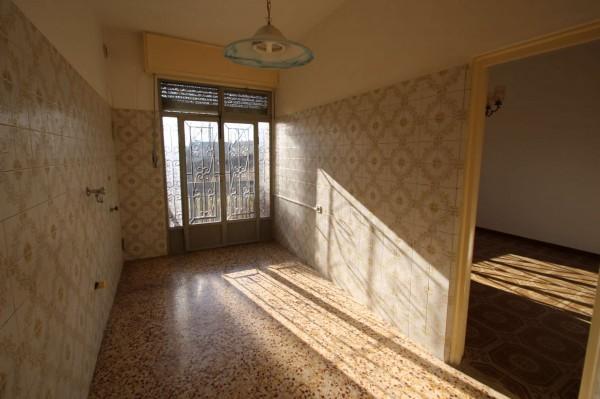 Appartamento in vendita a Torino, Falchera, Con giardino, 95 mq