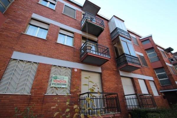 Appartamento in vendita a Torino, Falchera, Con giardino, 95 mq - Foto 18