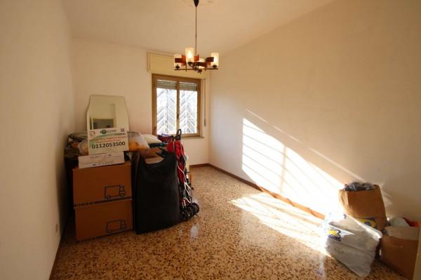 Appartamento in vendita a Torino, Falchera, Con giardino, 95 mq - Foto 9