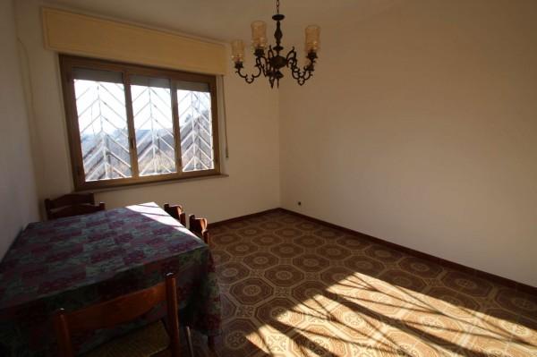 Appartamento in vendita a Torino, Falchera, Con giardino, 95 mq - Foto 13