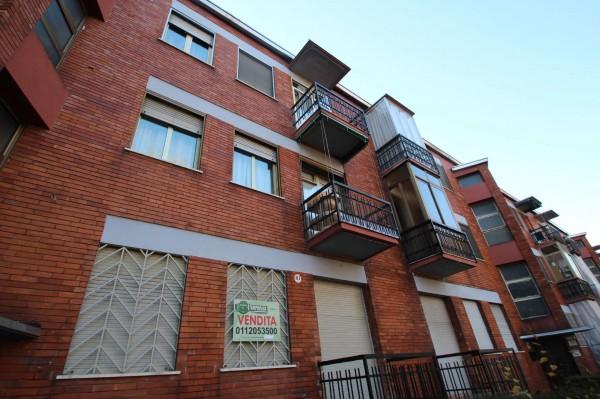 Appartamento in vendita a Torino, Falchera, Con giardino, 95 mq - Foto 20
