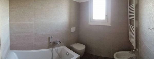Villetta a schiera in vendita a San Colombano al Lambro, Residenziale A 1 Km Da San Colombano, Con giardino, 174 mq - Foto 12