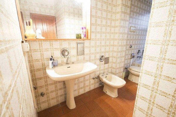 Villa in vendita a Giussano, Birone, Con giardino, 205 mq - Foto 19