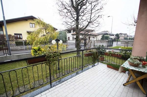 Villa in vendita a Giussano, Birone, Con giardino, 205 mq - Foto 23