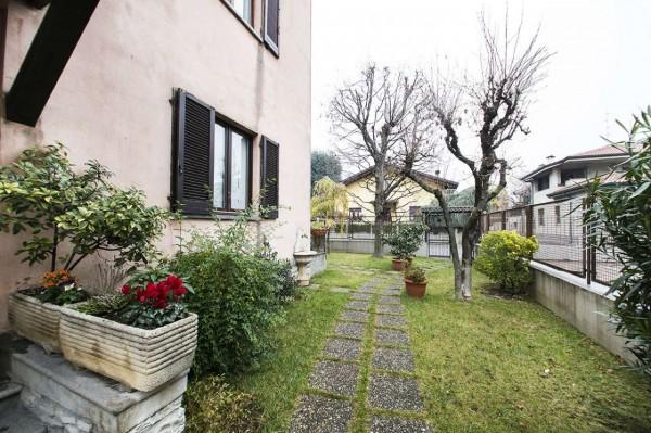 Villa in vendita a Giussano, Birone, Con giardino, 205 mq - Foto 2