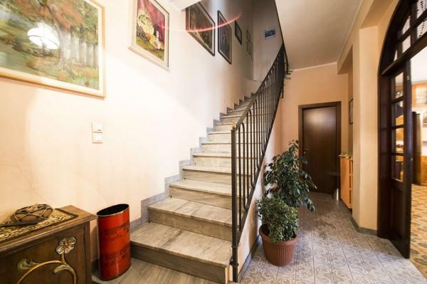 Villa in vendita a Giussano, Birone, Con giardino, 205 mq - Foto 16