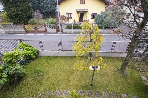 Villa in vendita a Giussano, Birone, Con giardino, 205 mq - Foto 6
