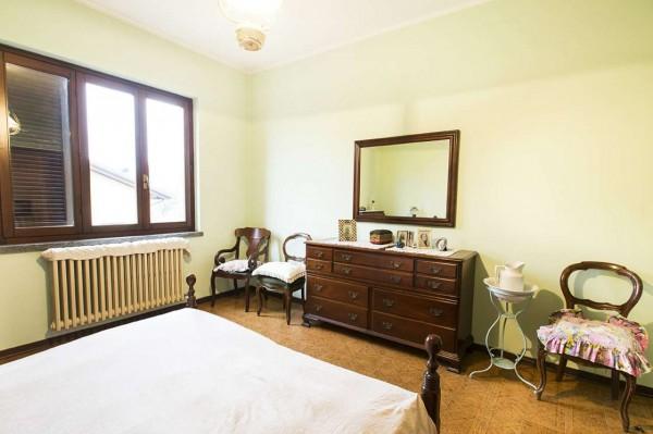 Villa in vendita a Giussano, Birone, Con giardino, 205 mq - Foto 13