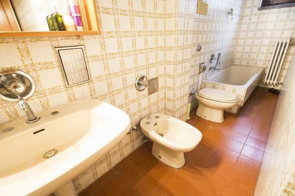 Villa in vendita a Giussano, Birone, Con giardino, 205 mq - Foto 18