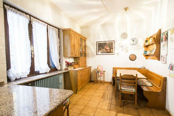 Villa in vendita a Giussano, Birone, Con giardino, 205 mq - Foto 20