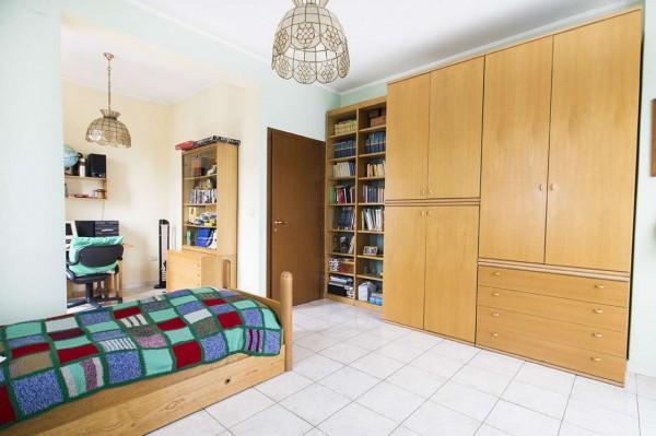 Villa in vendita a Giussano, Birone, Con giardino, 205 mq - Foto 8