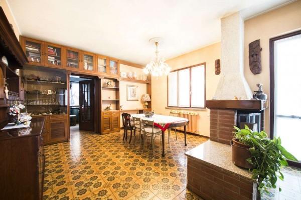 Villa in vendita a Giussano, Birone, Con giardino, 205 mq - Foto 25