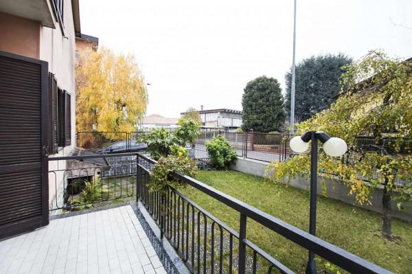 Villa in vendita a Giussano, Birone, Con giardino, 205 mq - Foto 22