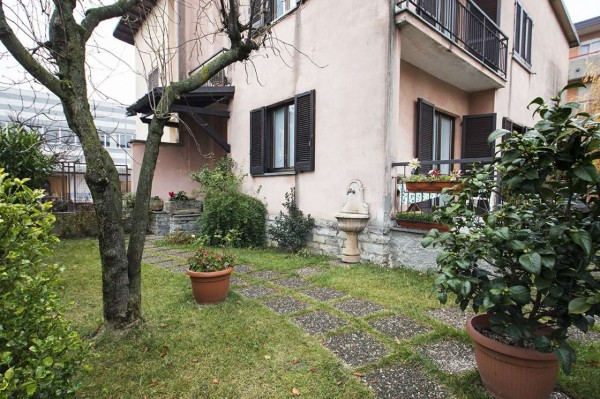 Villa in vendita a Giussano, Birone, Con giardino, 205 mq - Foto 3