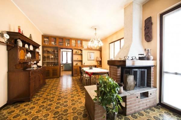 Villa in vendita a Giussano, Birone, Con giardino, 205 mq - Foto 24