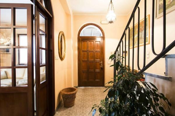 Villa in vendita a Giussano, Birone, Con giardino, 205 mq - Foto 28