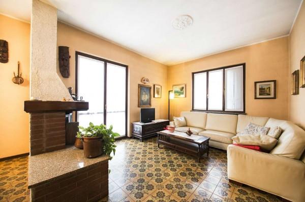 Villa in vendita a Giussano, Birone, Con giardino, 205 mq - Foto 27