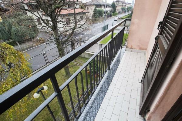 Villa in vendita a Giussano, Birone, Con giardino, 205 mq - Foto 7