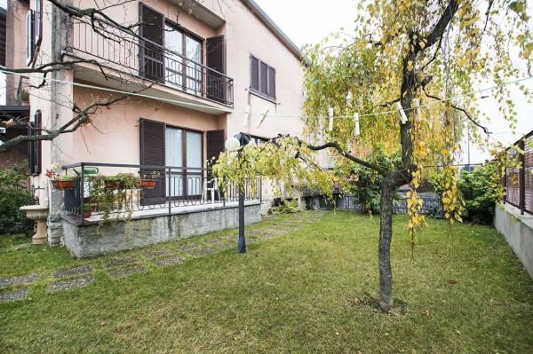 Villa in vendita a Giussano, Birone, Con giardino, 205 mq - Foto 5