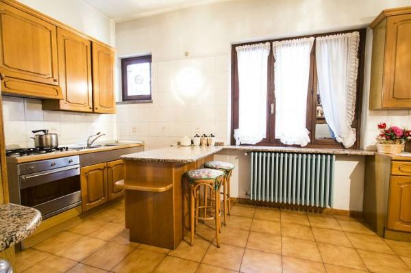 Villa in vendita a Giussano, Birone, Con giardino, 205 mq - Foto 21