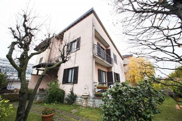 Villa in vendita a Giussano, Birone, Con giardino, 205 mq - Foto 30