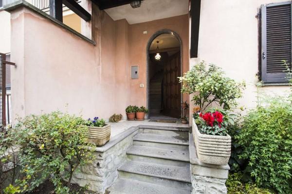 Villa in vendita a Giussano, Birone, Con giardino, 205 mq - Foto 29