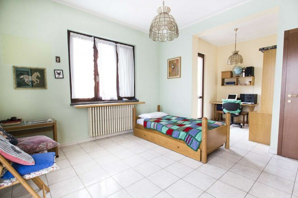 Villa in vendita a Giussano, Birone, Con giardino, 205 mq - Foto 9