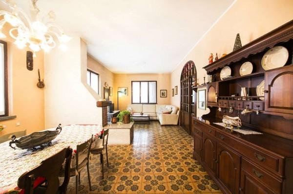 Villa in vendita a Giussano, Birone, Con giardino, 205 mq - Foto 26