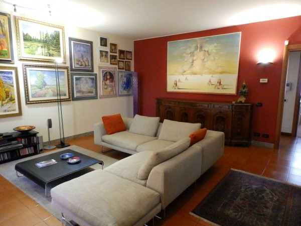 Villetta a schiera in vendita a Mariano Comense, Mercato, Con giardino, 220 mq - Foto 21
