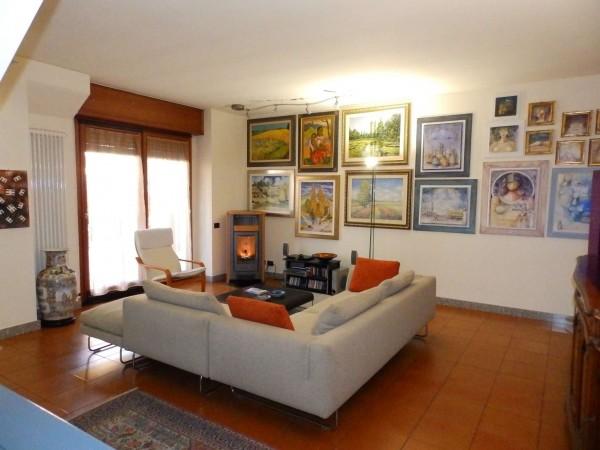 Villetta a schiera in vendita a Mariano Comense, Mercato, Con giardino, 220 mq - Foto 22
