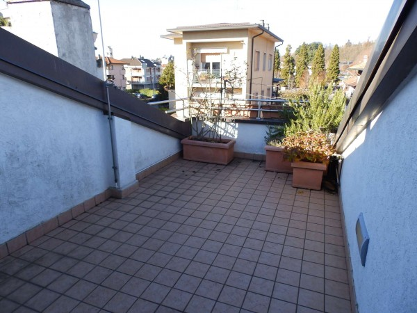 Villetta a schiera in vendita a Mariano Comense, Mercato, Con giardino, 220 mq - Foto 7