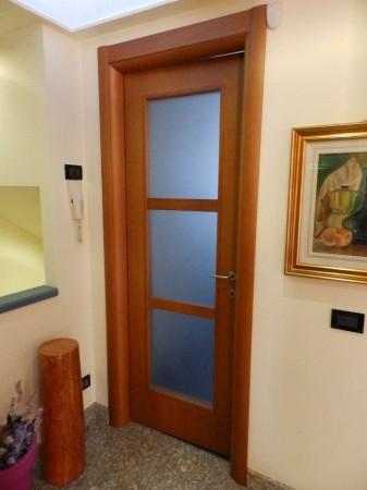 Villetta a schiera in vendita a Mariano Comense, Mercato, Con giardino, 220 mq - Foto 20