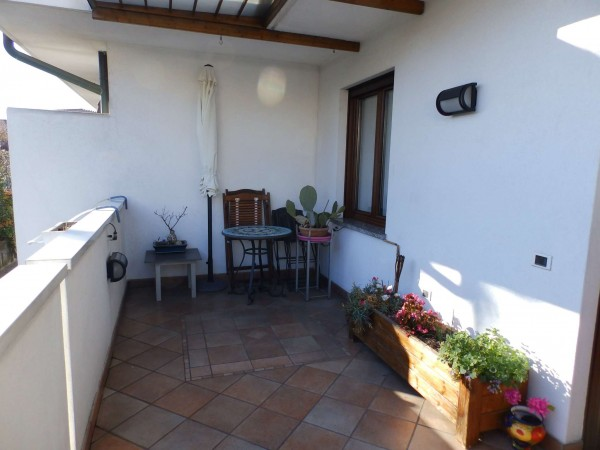 Villetta a schiera in vendita a Mariano Comense, Mercato, Con giardino, 220 mq - Foto 18