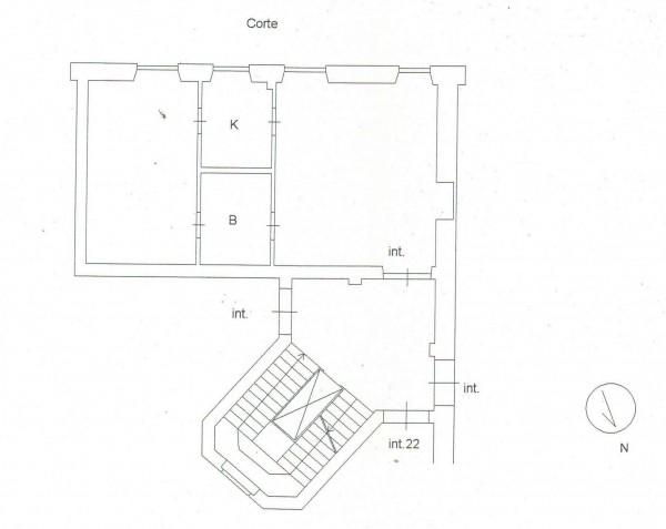 Appartamento in vendita a Roma, Flaminio, Arredato, 55 mq - Foto 2
