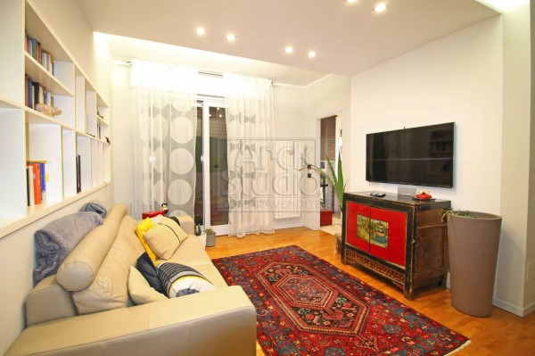Appartamento in vendita a Cassano d'Adda, Ospedale, Con giardino, 100 mq - Foto 18