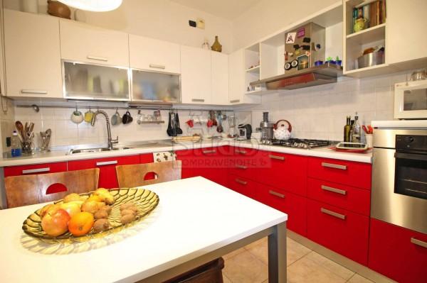 Appartamento in vendita a Cassano d'Adda, Ospedale, Con giardino, 100 mq - Foto 14