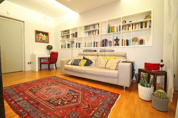 Appartamento in vendita a Cassano d'Adda, Ospedale, Con giardino, 100 mq - Foto 17