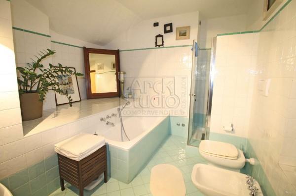 Appartamento in vendita a Cassano d'Adda, Ospedale, Con giardino, 100 mq - Foto 7