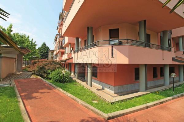 Appartamento in vendita a Cassano d'Adda, Ospedale, Con giardino, 100 mq - Foto 4