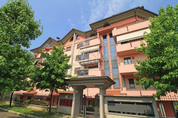 Appartamento in vendita a Cassano d'Adda, Ospedale, Con giardino, 100 mq