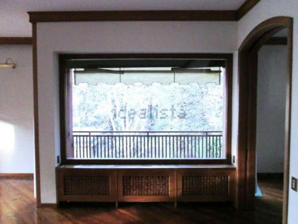 Appartamento in affitto a Milano, Ad.ze Corso Vercelli, Con giardino, 250 mq - Foto 11