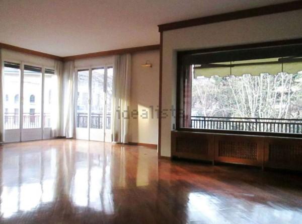 Appartamento in affitto a Milano, Ad.ze Corso Vercelli, Con giardino, 250 mq - Foto 10