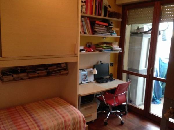 Appartamento in vendita a Gallarate, Arredato, con giardino, 90 mq - Foto 13