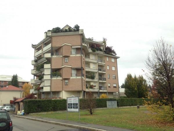 Appartamento in vendita a Gallarate, Arredato, con giardino, 90 mq - Foto 4