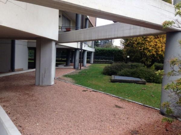 Appartamento in vendita a Gallarate, Arredato, con giardino, 90 mq - Foto 24