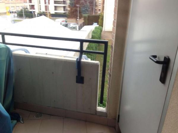 Appartamento in vendita a Gallarate, Arredato, con giardino, 90 mq - Foto 5