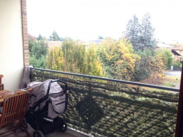 Appartamento in vendita a Gallarate, Arredato, con giardino, 90 mq - Foto 22