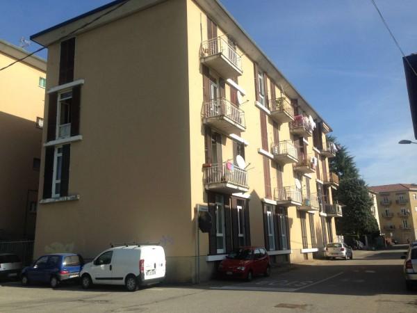 Appartamento in vendita a Gallarate, Cascinetta, Arredato, con giardino, 85 mq
