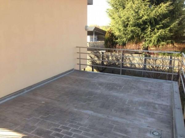 Casa indipendente in vendita a Lonate Pozzolo, Campo Sportivo, Con giardino, 250 mq - Foto 19