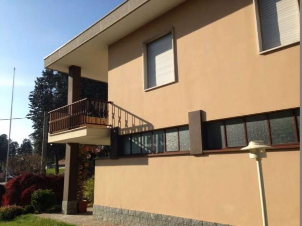 Casa indipendente in vendita a Lonate Pozzolo, Campo Sportivo, Con giardino, 250 mq - Foto 33